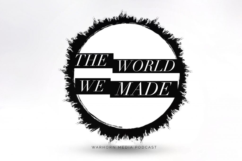 The World We Made logo